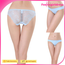 Cheap Wholesale Light Blue Female Sexy <strong>Underwear</strong>