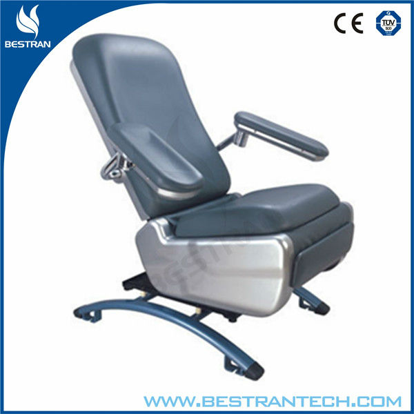 BT-DN005 CE approved hospital electric cardiac treatment chair for blood donation