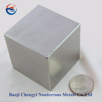 tungsten cube 1kg from China supplier