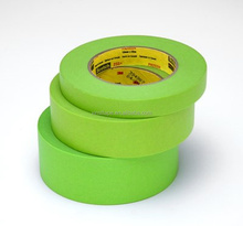 3M 233+ Performance Green Masking Tape for use in all automotive repair and painting applications