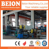 pp pe plastic granulator extrusion line / pp pe film recycling production line