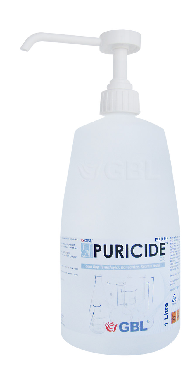 6145 - PURICIDE CR Cleaner for Lab Glassware; Concentrated