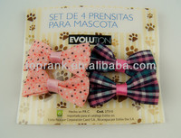 PET HAIR ACCESSORY DECORATION PET CLIP FOR DOG