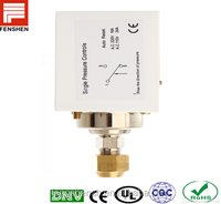 Flare SEA connection high/low single pressure control switches P/PC series
