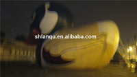 Lanqu New Arrival Giant Inflatable Promotion Duck Model for Sale