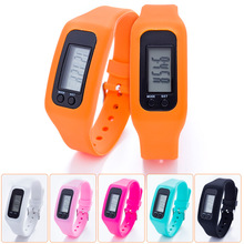 Hot sales cheap sport calorie wristband pedometer instructions watches,pedometer for Kids and Adults