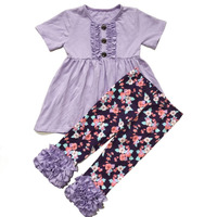 Sweet Girl Clothing Ruffle Girl Outfits
