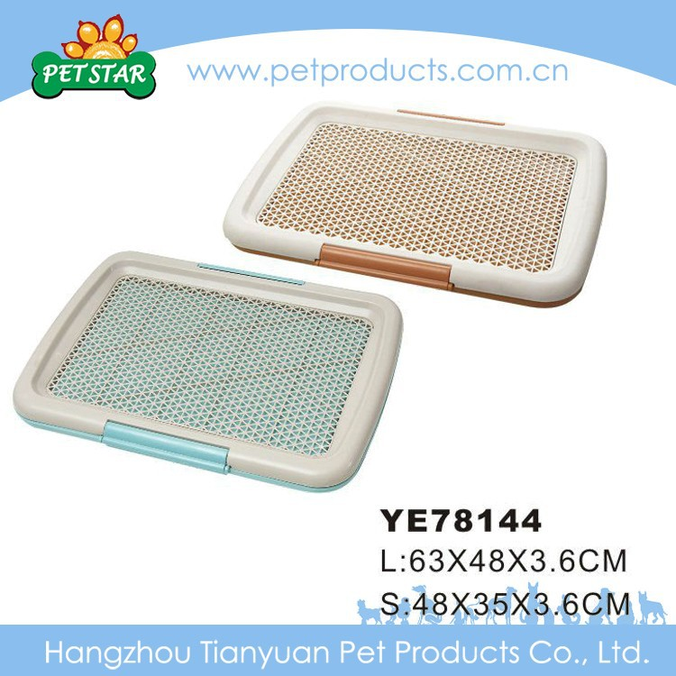 Wholesale high quality dog pet toilet