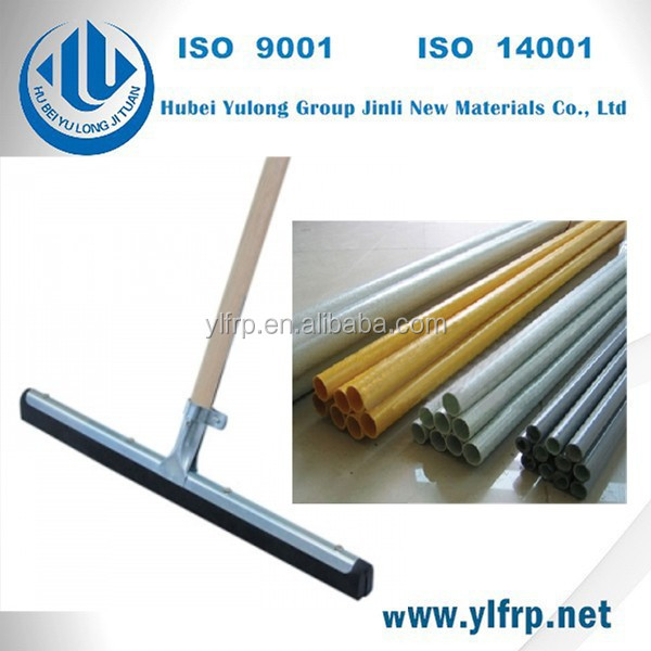 frp fiberglass plastic tube square tube 100*100 for handle