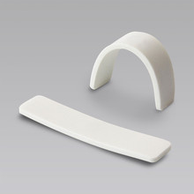 Cheapest price silicone PPS washable programmable RFID laundry tag for apparel