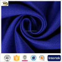 100% Polyester Twill Woven Fabric Gabardine use for Garment ,uniform,pants
