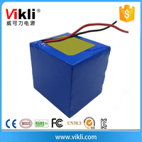 Large capacity 1.5Kwh LFP battery type 12V 125Ah LiFePO4 battery for golf cart