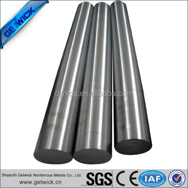 Astm B365 High Quality Tantalum Round Bars