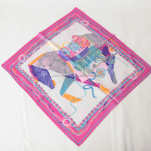 pocket square manufacture silk scarves