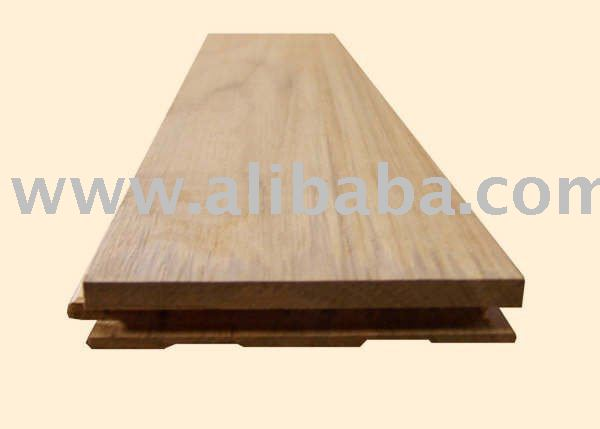 Wooden Floor Tiles (Teak Wood)