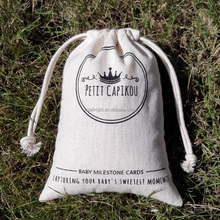 Custom Organic cotton <strong>bag</strong> drawstring ,muslin <strong>bag</strong> 4x6 5x7 8x10 Inch