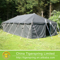 350gsm canvas large used military tents for sale