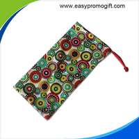Eye Glasses Bag Pouch,Microfiber Sunglasses Pouch,Logo Print Microfiber Glasses Pocket
