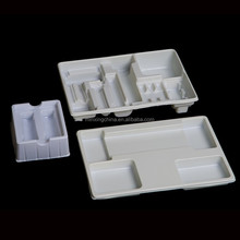 disposable high durable customized plastic disposable medical plastic tray with competitive price