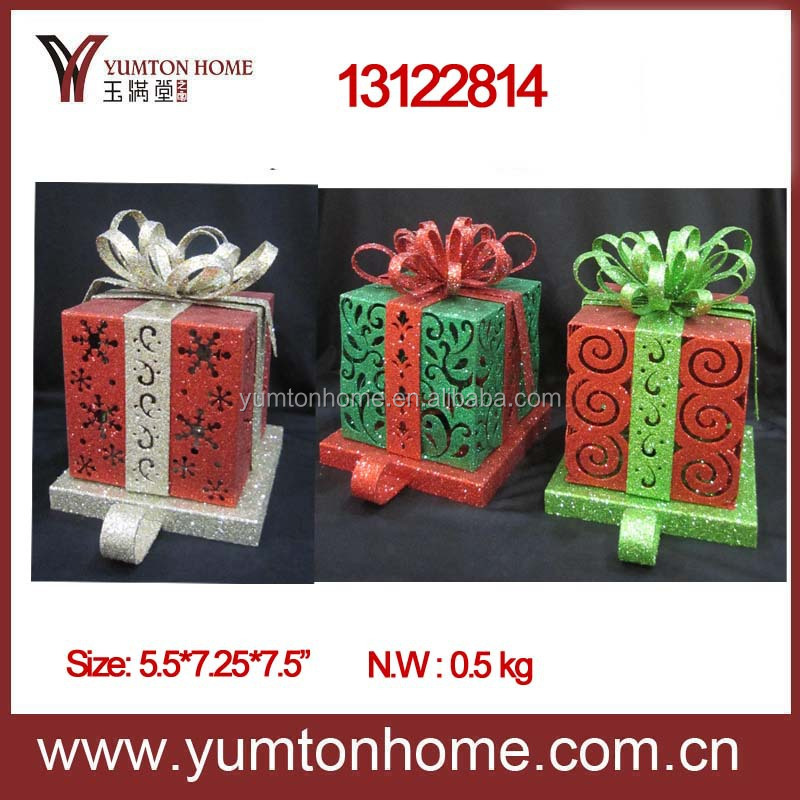 2015 New Product Porcelain Christmas Ornaments