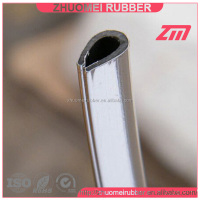 Edge Trim Molding Plastic Rubber Chrome U Channel