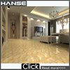 HS605GN TOP sale popular rustic clear glass floor tiles