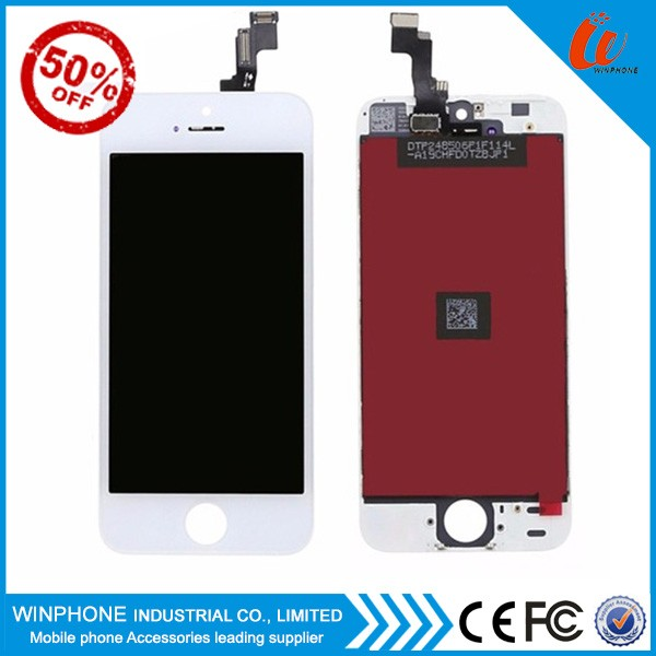 Touch Screen for iPhone 5 Complete LCD Touch Screen Assembly for iPhone 5