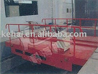 High efficiency ferry cart for aac concrete brick production line
