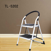 Home use ladders Safety Wide Step Ladder 2 steps Steel Ladder TL-5202