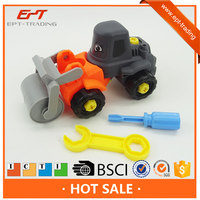 Kids diy toy assembling cartoon truck toys for sale