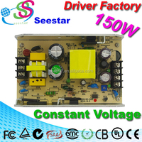 150W stage lighting Constant Voltage ac/dc switching power supply,220v ac 24v dc switching power supply