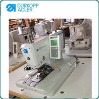 Durkopp Adler 580 Automatic Eyelet Button Hole Sewing Machine Used