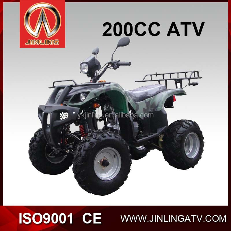 cheap price manual four speed atv quad
