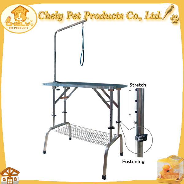 Fashional Workable Folding Lifting Dog Grooming Table Pet Cleaning & Grooming Products