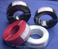 ul1007 14awg 16wag 24wag 28awg stranded single color eletrical wire