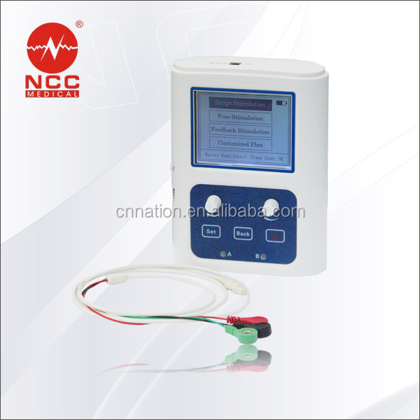 Biochemical equipment/Major surgical instrument/Electric muscle stimulator