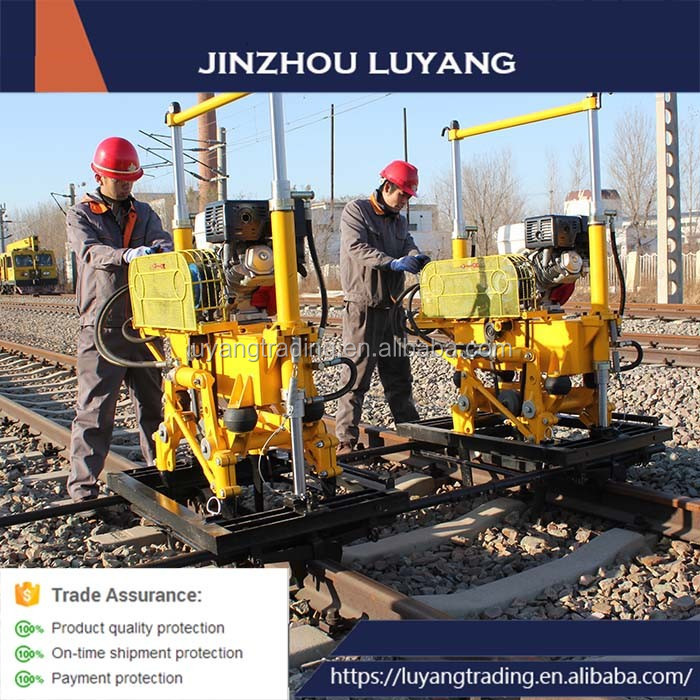 Railway Construction Supply Railway Ballast Tamper with hydraulic engine