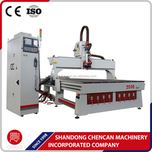 9kw HSD air cooling spindle 2040 wood work machine china cnc router