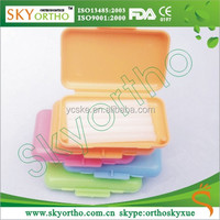 medical use dental orthodontic wax