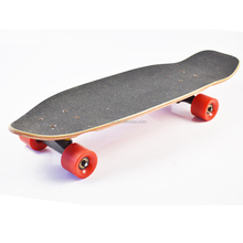 7 ply Canadian Maple Wood Skateboard 27""