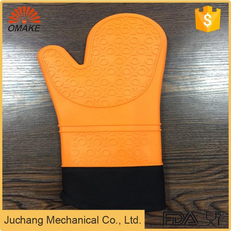 2 hours replied Rugular Screw Mouth hot pot holder christmas oven mitts heat resistant cooking gloves with Great Price