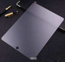 2017 Latest Factory price Anti Glare tempered glass price for ipad 10.5 screen protector for ipad pro 10.5 inch tablet