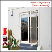 Arched used exterior metal french doors for sale