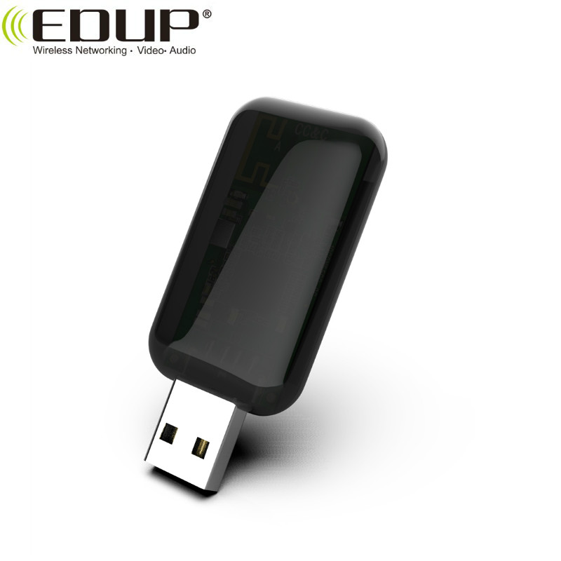 EDUP New Arrival AC1200 USB WIFI Adapter with Blue-tooth 4.1 Function