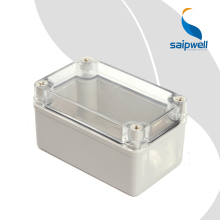 China ABS Plastic Enclosures International Standard Electronics Box Manufacture IP66 Waterproof Plastic Box Enclosures