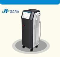 2016 Hot! Strong Power 2000W 808nm diode laser hair removal equipment used beauty salon