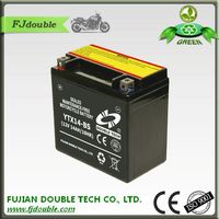 Best Price Sealed Lead Acid Green Battery YTX12-BS(12V 12AH) Motorcycle Battery