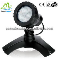 Single colour LED garden lights with Anti UV ABS material GB-G02