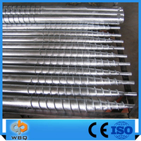 Sell all sizes conventional helical ground screw