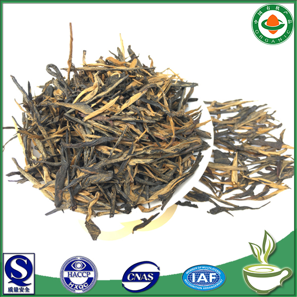 Chinese vital black tea health product, health royal herbal tea
